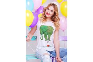 Новые Женские футболки, майки и топы FashionUp