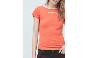 Новые Женские футболки, майки и топы MANGO