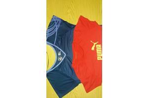 б/у Жіночі футболки, майки, топи Puma
