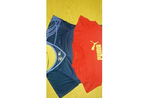 б/в Жіночі футболки, майки, топи Puma