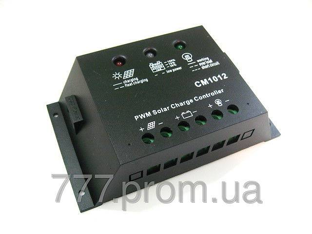 продам CM1012А+USB Контроллер заряда АКБ от Солнечной Панели с USB выходом для зарядки телефона, плашета в Украине   бу в Харькове