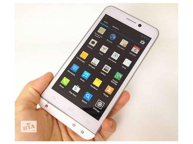 Cмартфон Chong V12. Новый! Оригинал, 5'', 1GB, 12/3Мп, 4ядра, 2sim!- объявление о продаже  в Никополе