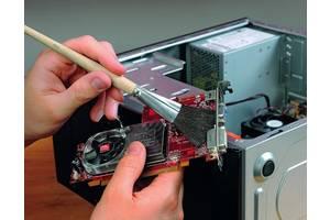 Диагностика компьютера , Чистка ноутбуков и компьютеров