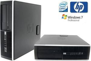 б/у Системные  блоки компьютера HP (Hewlett Packard) HP Compaq 8000 Elite WU036EA