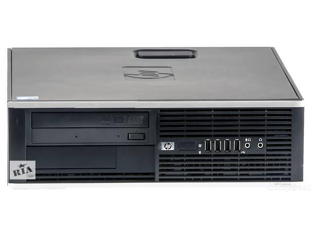 продам Fujitsu-Siemens Esprimo E5731 sff / Intel Core 2 Quad Q6600/Q8200 / 8 ГБ DDR3 / 160 ГБ HDD + наклейка Windows 7 Pro бу в Києві
