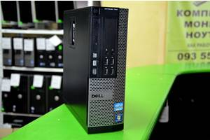 б/у Системные  блоки компьютера Dell Dell OptiPlex 380 SF (X013800107E)