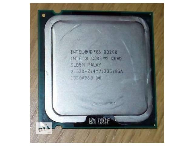 купить бу Core2Quad Q 8200 4 ядра 2,33ghz FSB 1333mhz в Ровно