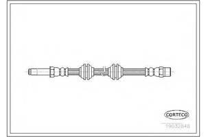 Трубка тормозная Mercedes