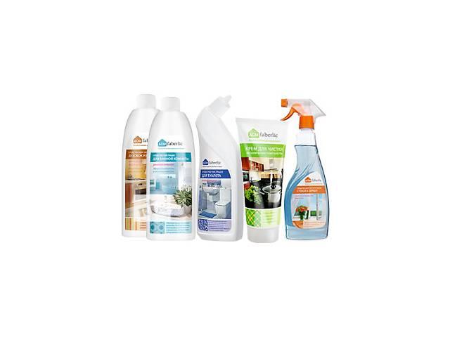 Cредства для уборки всего дома, кухни и ванной- объявление о продаже  в Киеве