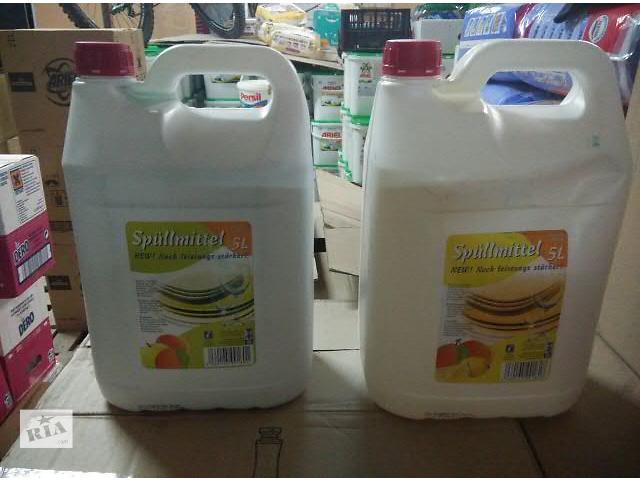 купить бу ОПТОМ  Cредство для мытья посуды Power Wash Spulmittel 5л в Ужгороде