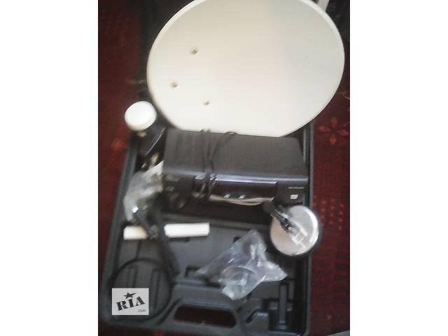 Cрочно не дорого продам новую  мобильную спутниковую антену- объявление о продаже  в Верхнеднепровске