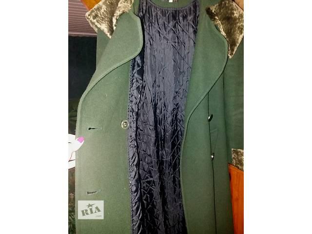 Пальто женское.Длинное.С капюшоном.Размер L.(48-52)- объявление о продаже  в Червонограде