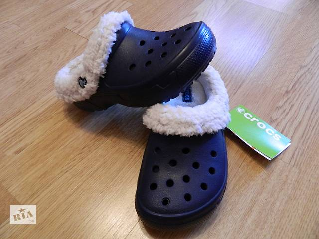 бу Crocs Kids Mammoth EVO Clog Крокс в Киеве