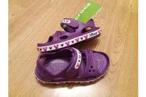 Новые Детские кроксы Crocs