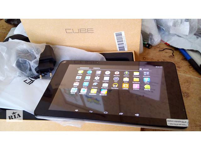 продам 8'' Cube iWork8 Intel Z3735F 2+32GB Windows10/Android 4.4 бу в Черновцах