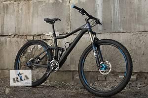 Новые Велосипеды-двухподвесы Cube