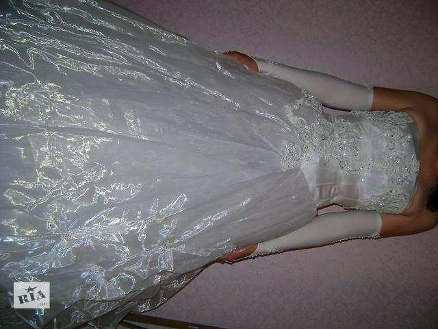 купить бу Cвадебное  платье в Виннице