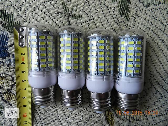 продам Светодиодная лампочки LED 69 E 27 желтая бу в Львове