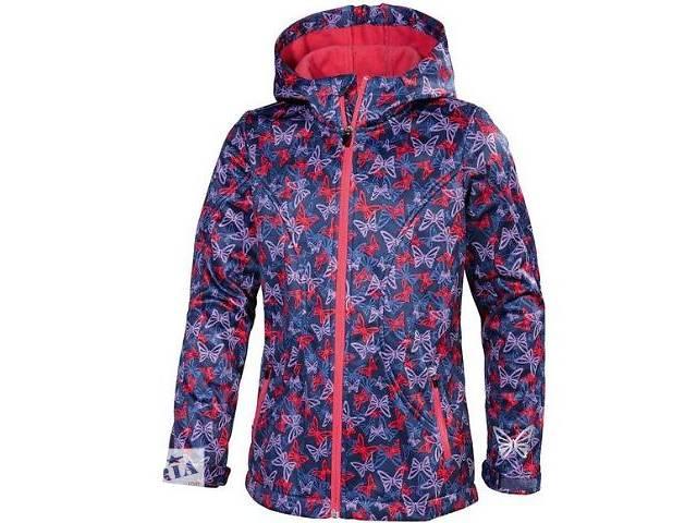 купить бу (D-836) Softshell куртка CRIVIT р. 122/128 в Киеве