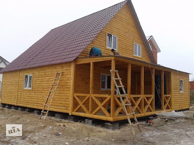 купить бу Дачные домики в Киевской области