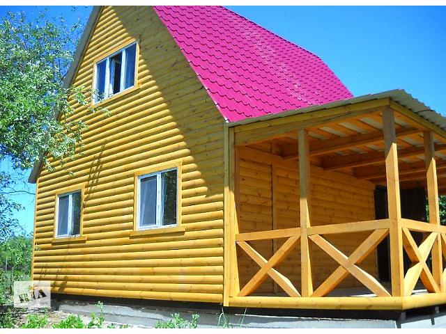 Дачные домики на заказ- объявление о продаже  в Киевской области