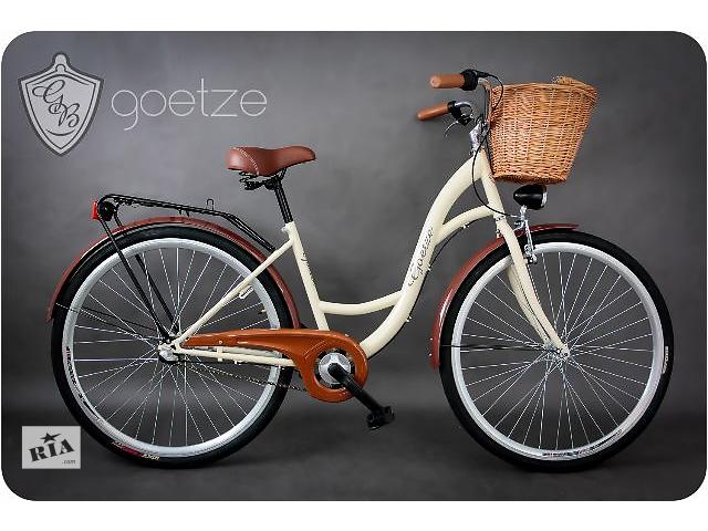 бу Дамский ретро велосипед 28 (новый) в Киеве