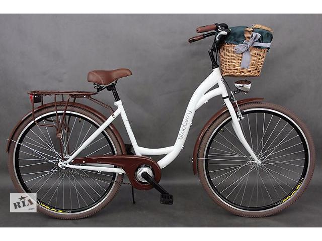 продам Дамский Ретро велосипед (новый) бу в Киеве