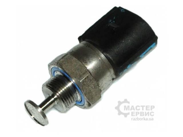 датчик давления топлива как сбросить фиат добло