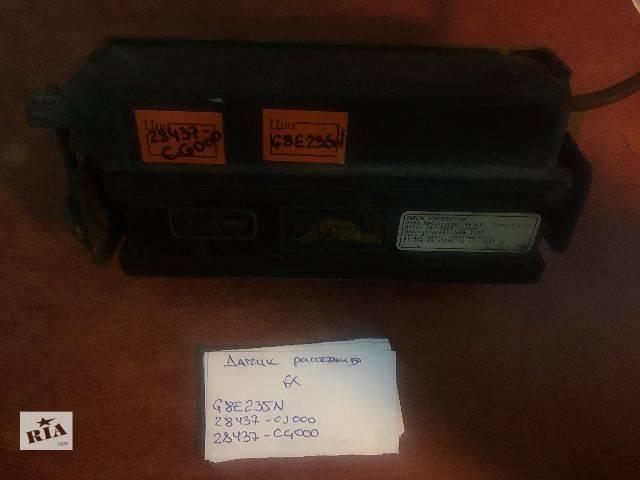 продам Датчик расстояния, дистанции  Infiniti FX  g8e235n  28437-CJ000   28437-CG000 бу в Одессе
