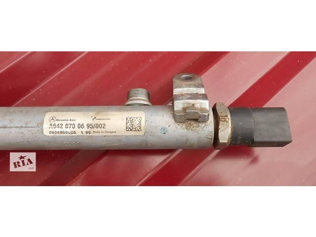 Датчик тиску палива в рейці, Датчик тиску палива в рейці Мерседес Віто Віто (Віано) Merсedes Vito (Viano) 639- объявление о продаже  в Ровно