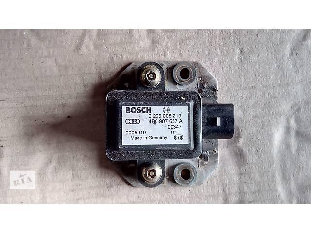 купить бу датчики и компоненты для Audi A6 C5 4B0907637A, 0265005213 в Львове