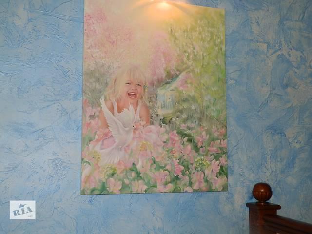 купить бу Даю уроки живописи(портреты,пейзажи...) в Киеве