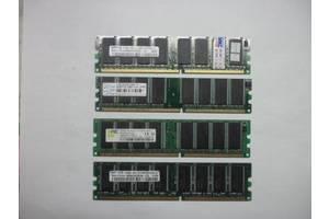 б/у Модули памяти