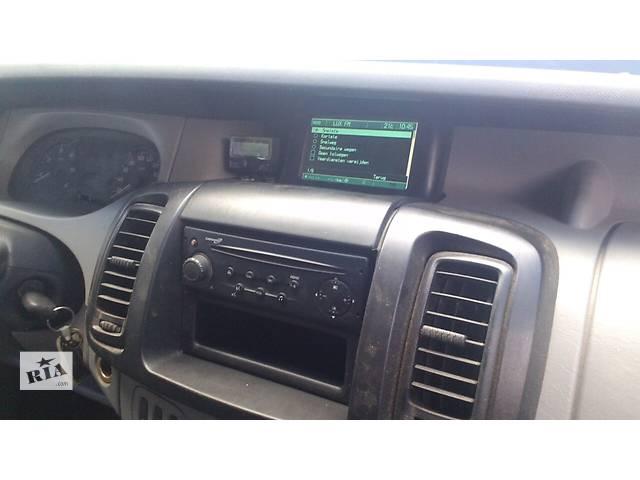 Дефлектор салона Opel Vivaro Опель Виваро Рено Трафик 2001-2012г.- объявление о продаже  в Ровно