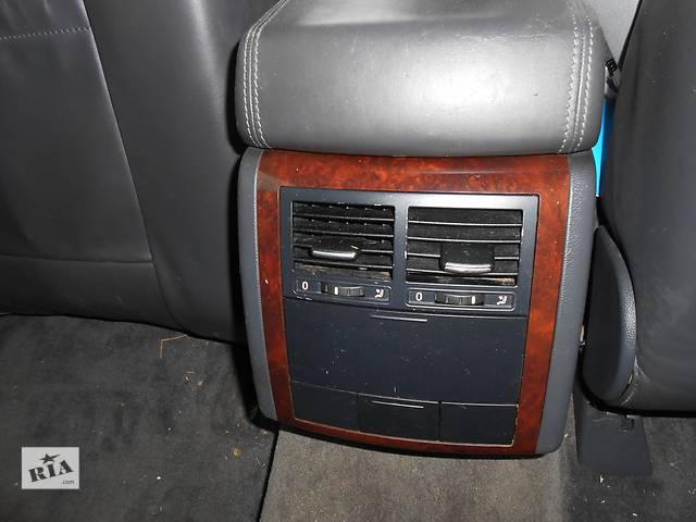 купить бу Дефлектор задний Volkswagen Touareg Volkswagen Touareg (Фольксваген Туарег) 2003г-2006г в Ровно