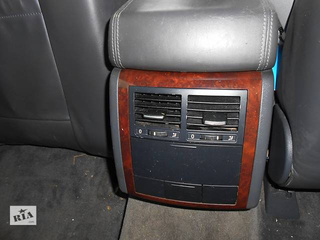 Дефлектор задний Volkswagen Touareg Volkswagen Touareg (Фольксваген Туарег) 2003г-2006г- объявление о продаже  в Ровно