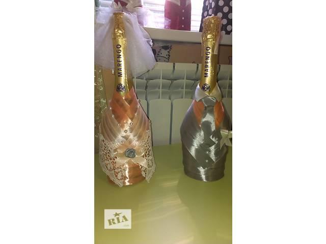 продам Декор бутылок бу в Одессе