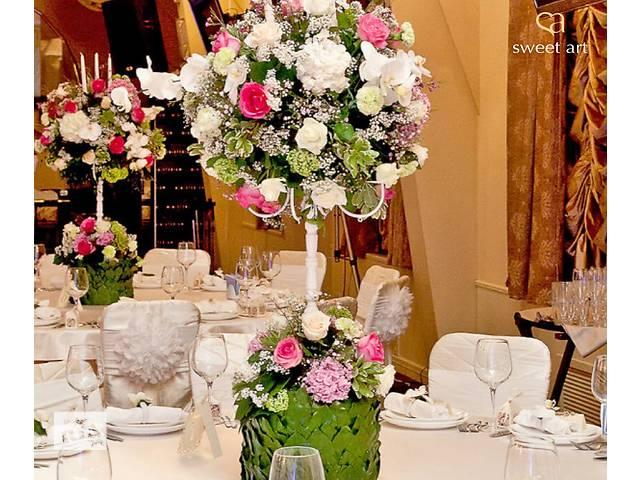 Декор для свадьбы- объявление о продаже  в Одессе