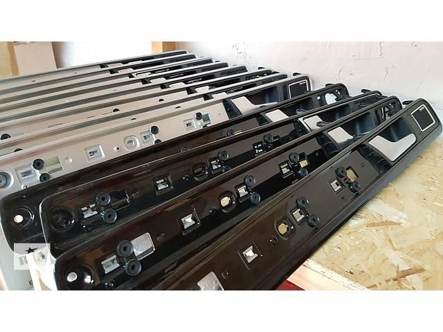 бу Декор рамки дверей Touareg NF 7P хром, серебро, рояльный лак в ассртименте в Днепре (Днепропетровск)