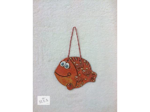 продам Декор-сувенир Рыбка-мамка бу в Кропивницком (Кировоград)