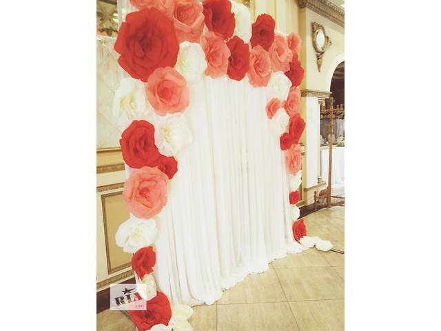 """Декор от свадебной студии """"Мережка""""- объявление о продаже  в Львове"""