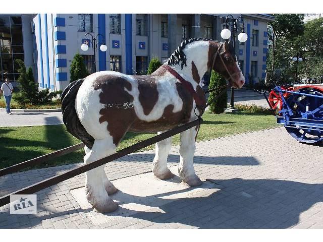 бу Декор для сада Садовые скульптуры Большая фигура коня новый в Виннице