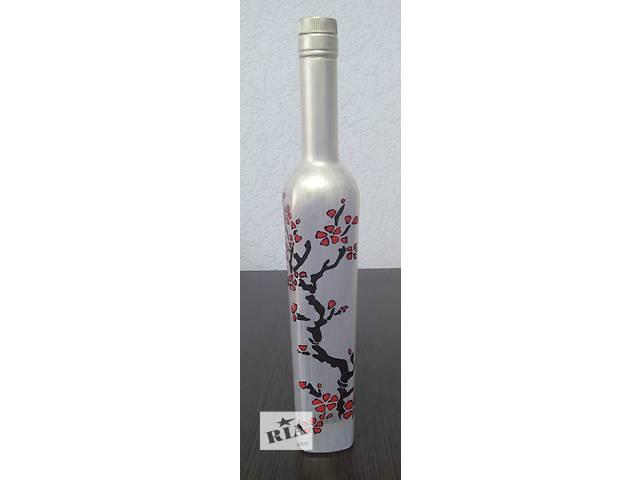 Декоративная бутылка- объявление о продаже  в Киеве