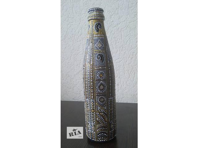 купить бу Декоративная бутылка в Киеве
