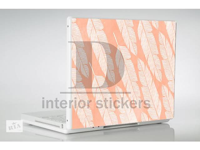 бу Декоративная наклейка на ноутбук в Донецке