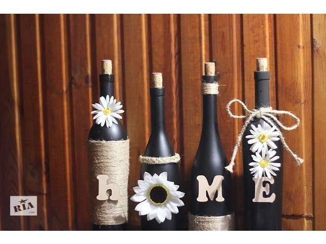 купить бу Декоративные бутылки home в Киеве