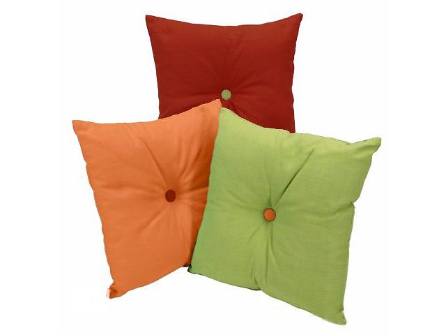 купить бу Декоративные подушки и чехлы на подушки. в Киеве