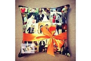 Декоративные подушки с вашими фото - прекрасный Подарок!