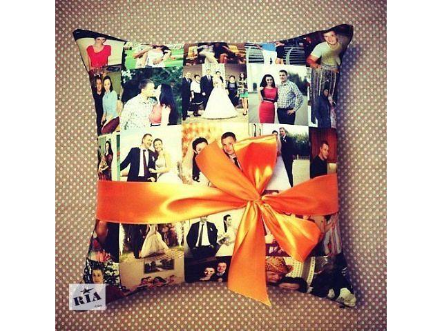 Подарки на подушке
