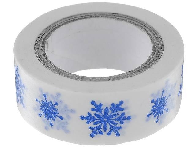 купить бу Декоративный скотч со снежинками. в Киеве